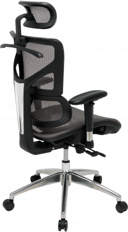 11Офисне крісло GT Racer X-D66 Gray