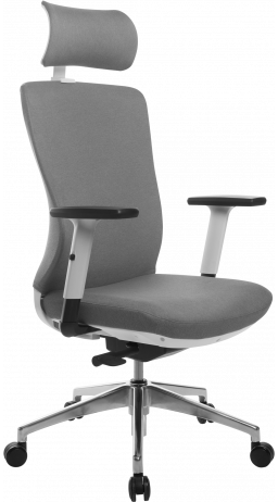 Офісне крісло GT Racer X-E326H Fabric Gray