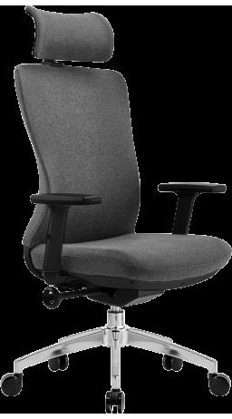 11Офісне крісло GT Racer X-E326H Fabric Gray