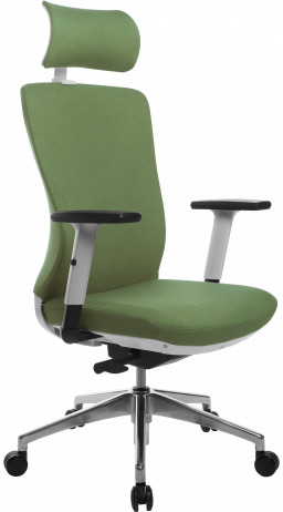 Офісне крісло GT Racer X-E326H Fabric Green