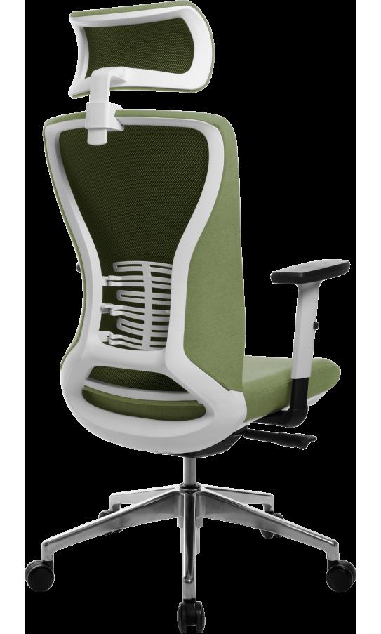Офисное кресло GT Racer X-E326H Fabric Green