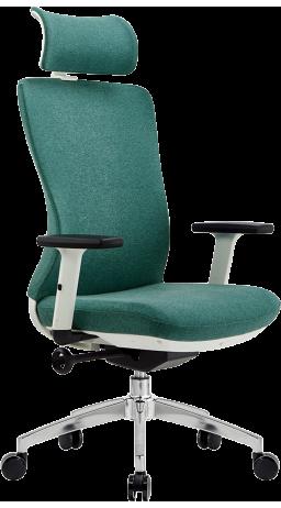 11Офісне крісло GT Racer X-E326H Fabric Green