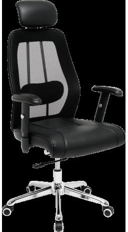 11Офісне крісло GT Racer X-L06 Black