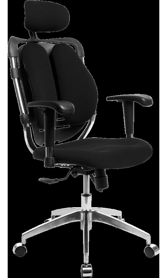 Офісне крісло GT Racer X-L13 Fabric Black