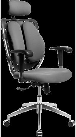 11Офісне крісло GT Racer X-L13 Fabric Gray