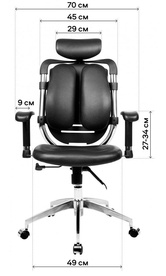 Офісне крісло GT Racer X-L13 Fabric Blue