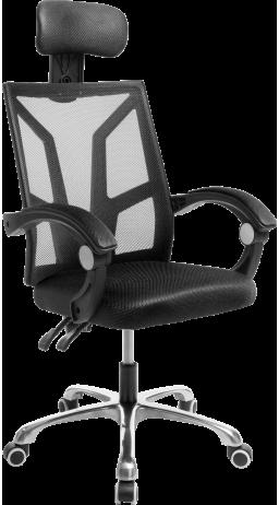11Офісне крісло GT Racer X-W1004 Black