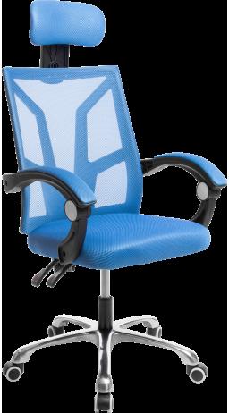 11Офісне крісло GT Racer X-W1004 Blue
