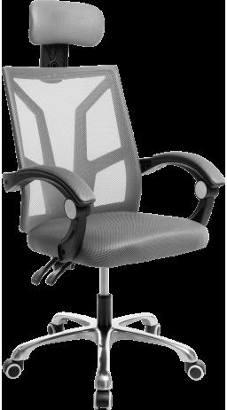 11Офісне крісло GT Racer X-W1004 Gray