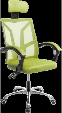 11Офісне крісло GT Racer X-W1004 Green