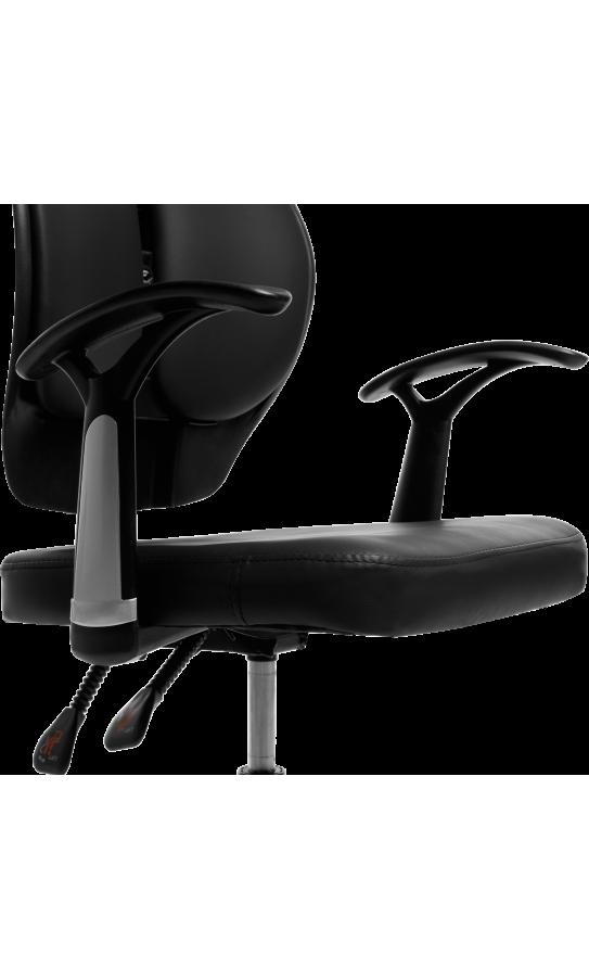 Офисное кресло GT Racer X-W1032 Black