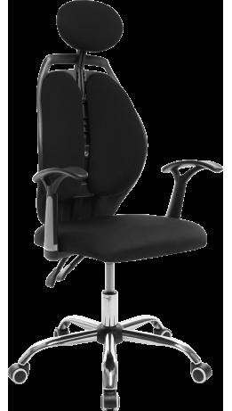 Офісне крісло GT Racer X-W1032 Fabric Black