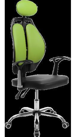 Офісне крісло GT Racer X-W1032 Green
