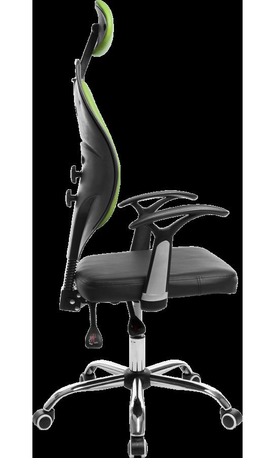 Офисное кресло GT Racer X-W1032 Green