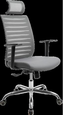 Офісне крісло GT Racer X-W1037 Gray