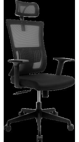 Офисне крісло GT Racer X-W172 Black