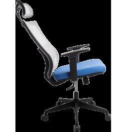 Офисное кресло GT Racer X-W172 Blue/Gray
