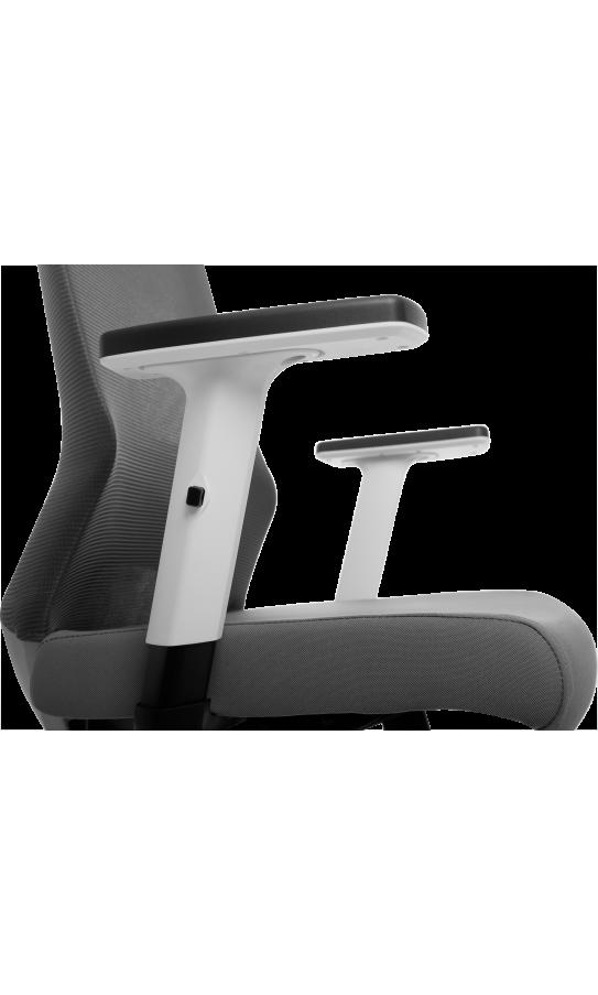 Офісне крісло GT Racer X-W182 Gray
