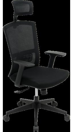 11Офісне крісло GT Racer X-W44 Black
