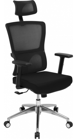 11Офісне крісло GT Racer X-W50 Black