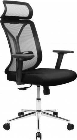 11Office chair GT Racer X-W80 Black