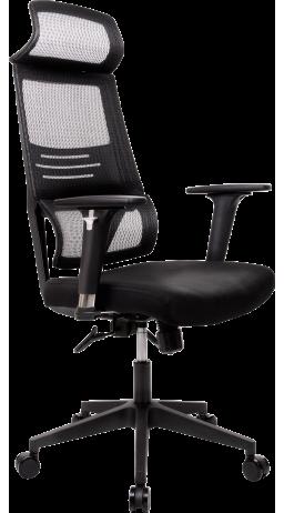 11Офісне крісло GT Racer X-W88 Black