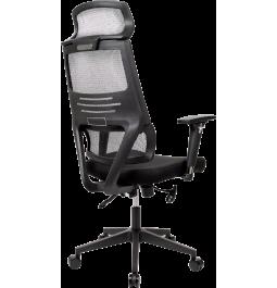 Офисне крісло GT Racer X-W88 Black