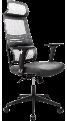 11Офісне крісло GT Racer X-W88 Gray