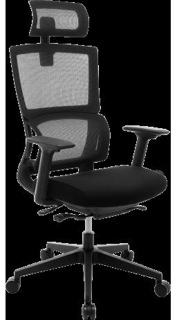 Офісне крісло GT Racer X-W89 Black
