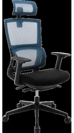 Офисное кресло GT Racer X-W89 Blue