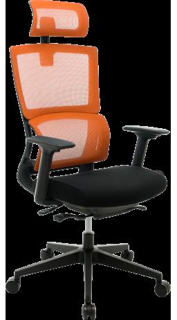 11Офісне крісло GT Racer X-W89 Orange