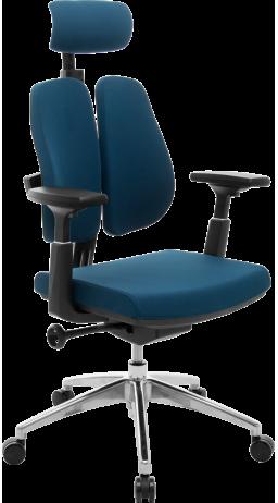 11Офісне крісло GT Racer X-W95 Blue