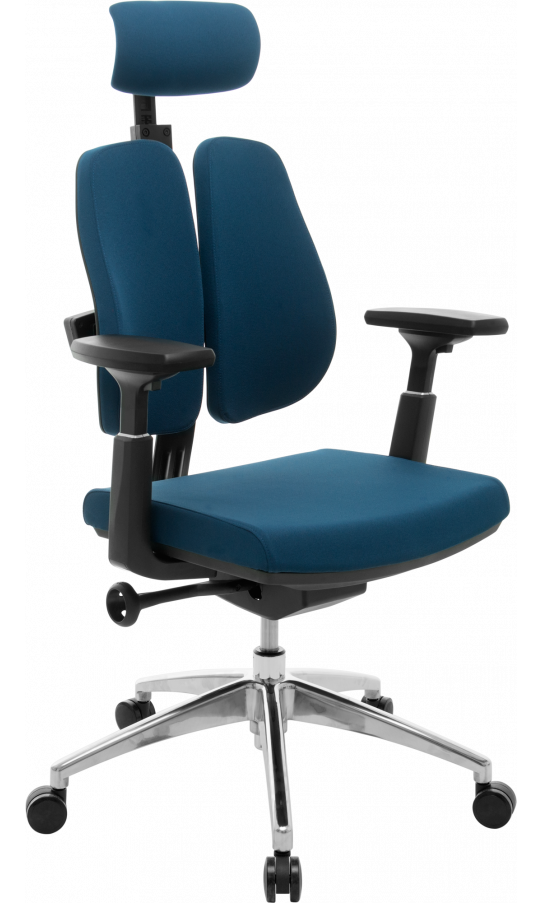Офісне крісло GT Racer X-W95 Blue