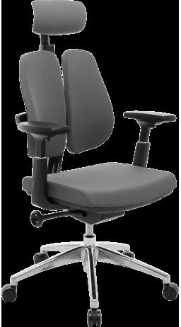 11Офісне крісло GT Racer X-W95 Gray