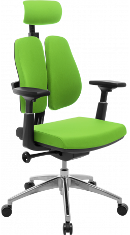 11Офісне крісло GT Racer X-W95 Green