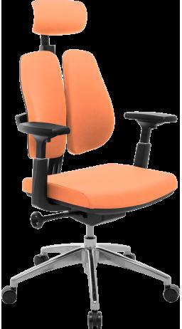 11Офісне крісло GT Racer X-W95 Orange