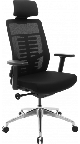 Офісне крісло GT Racer X-W98 Black