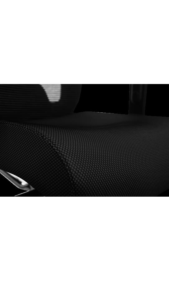Офісне крісло GT Racer X-Y-A138 Mesh Black