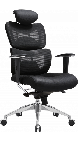 11Офісне крісло GT Racer X-Y-A138 Mesh Black