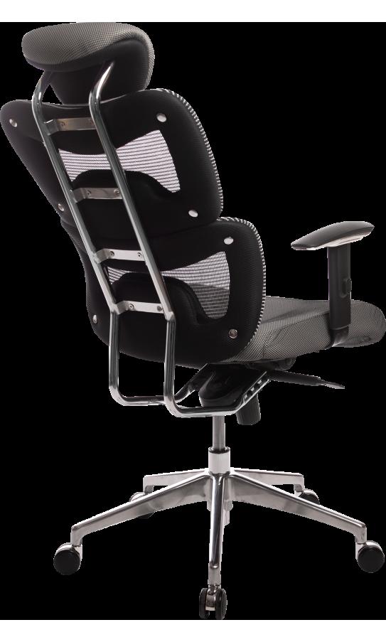 Офісне крісло GT Racer X-Y-A138 Mesh Gray