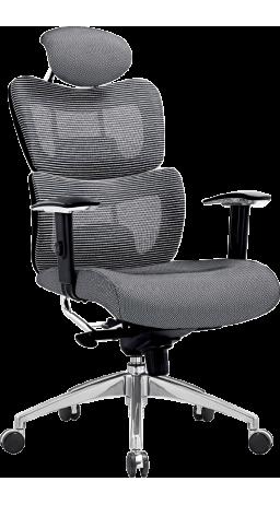 11Офісне крісло GT Racer X-Y-A138 Mesh Gray