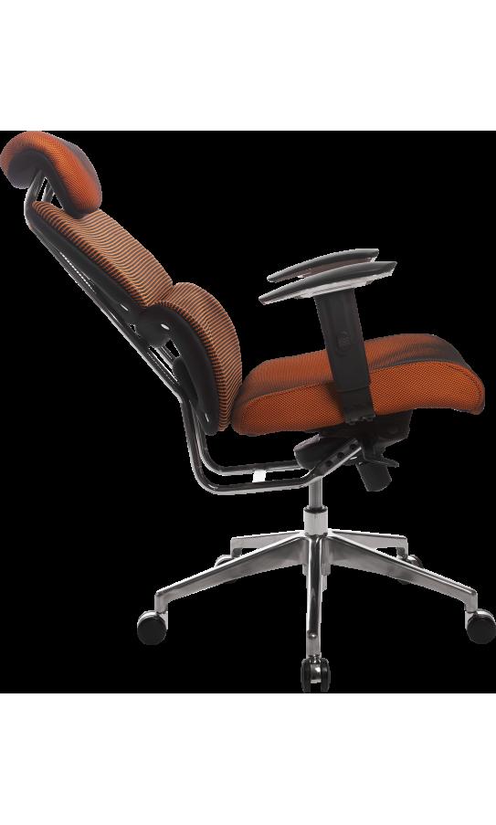 Офісне крісло GT Racer X-Y-A138 Mesh Orange