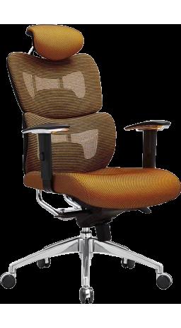 11Офісне крісло GT Racer X-Y-A138 Mesh Orange
