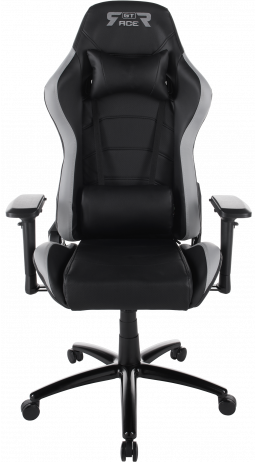 Gaming chair GT Racer X-2545MP (Massage) Black/Gray