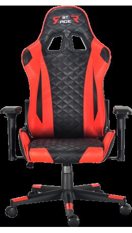 Геймерське крісло GT Racer X-2563-1LP Black/Red