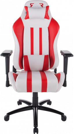 Gaming chair GT Racer X-2608 White/Red