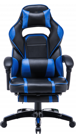 Gaming chair GT Racer X-2749-1 Black/Blue