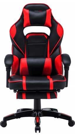 Gaming chair GT Racer X-2749-1 Black/Red