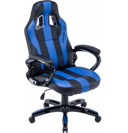 Геймерське крісло GT Racer X-2774 Black/Blue