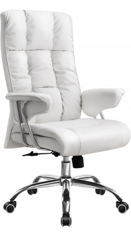 Office chair GT Racer X-2975 White